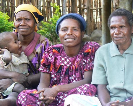 Bourbon, Caturra, and Typica Chimbu Province, Papua New Guinea Keto Tapasi Progress Association