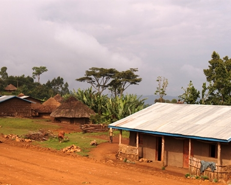 Guji Zone, Oromia Region, Ethiopia Deri-Kochoha mill