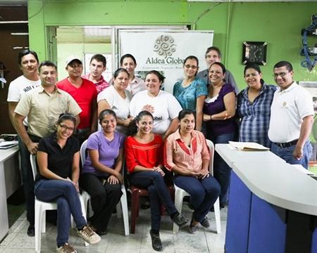 Bourbon, Catuai, and Caturra Aldea Global Jinotega, Nicaragua