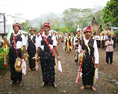 Catimor, S795, Timor Hybrid, and Typica Bajawa, Ngada Regency , East Nusa Tenggara Province, Indonesia Fa Masa, Suka Maju, Ateriji, Paptaki, Papawiu, Mezamogo, Wongawali