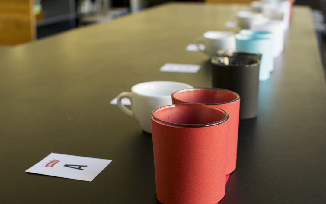 Class Summary: Unraveling an Afternoon of Mind-boggling Coffee Tastings