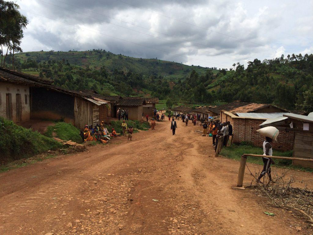 Near Kayanza, Burundi