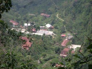 Aerial view of Finca San Carlos
