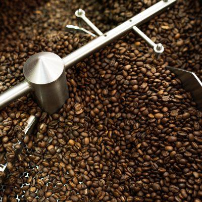 Roasting Coffee at The Crown: Royal Coffee Lab & Tasting Room