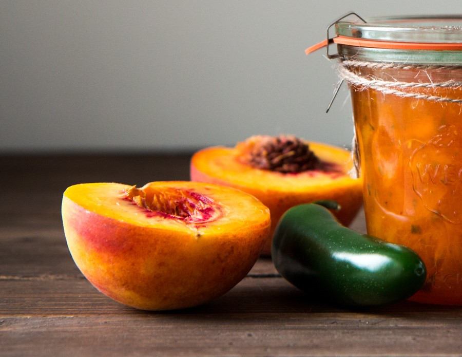 Peach Jalapeño Shrub — Assume Nothing! A Year of Recipes