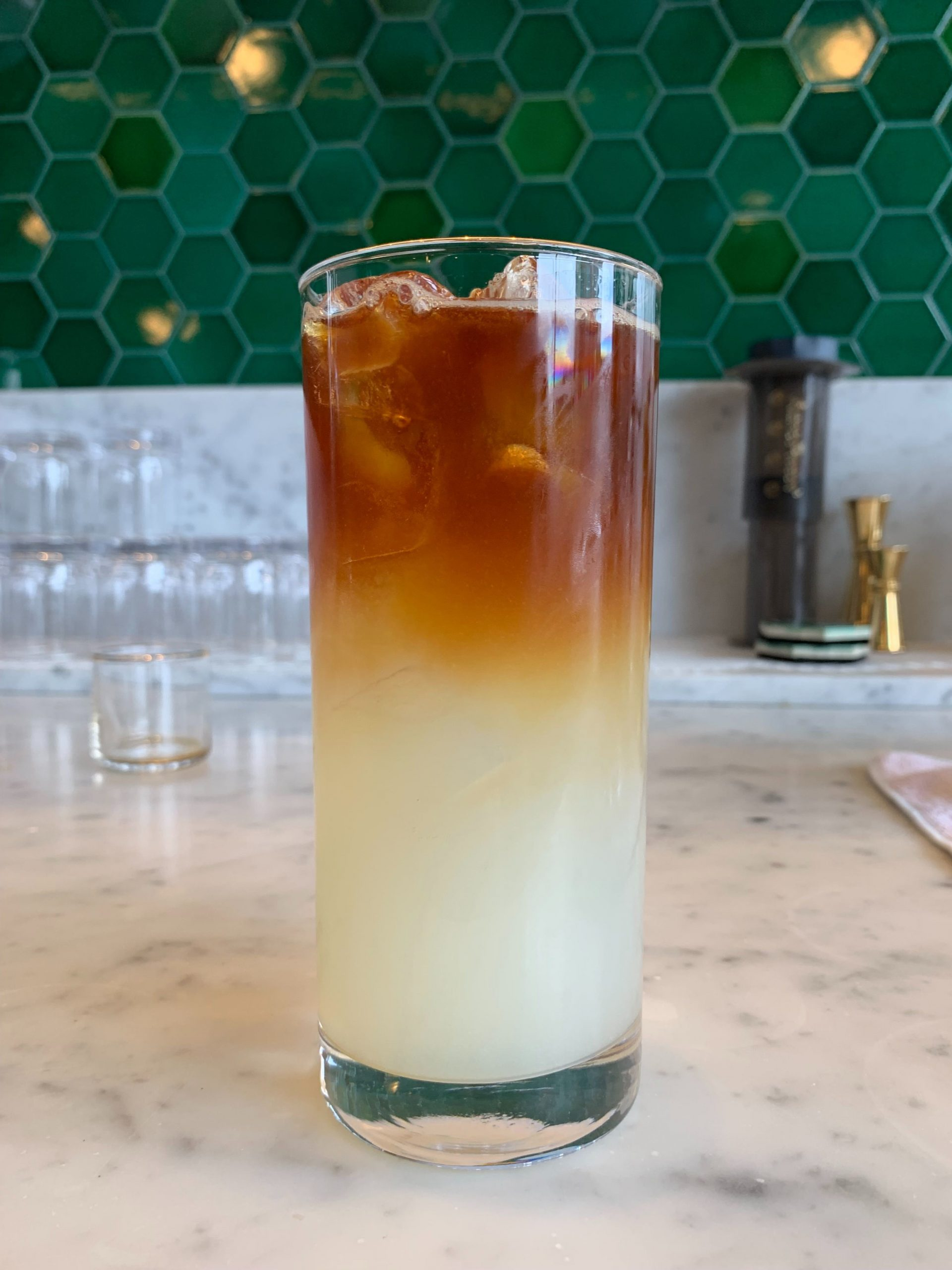 Cold Brew Shandy — Assume Nothing! A Year of Recipes