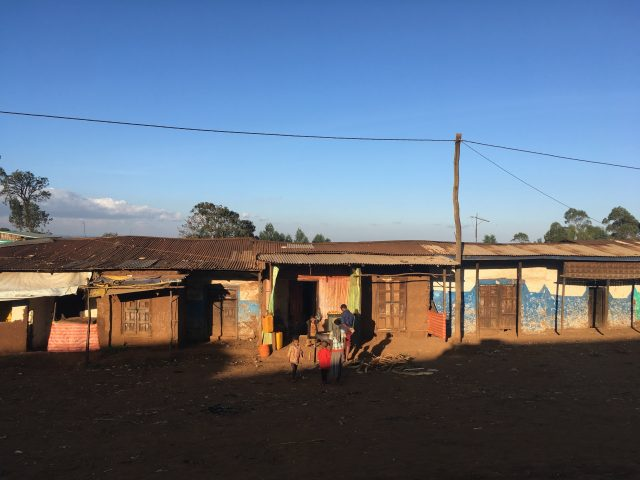 Late afternoon fried snack in Dimtu Town, Hambela District, Guji, Ethiopia.