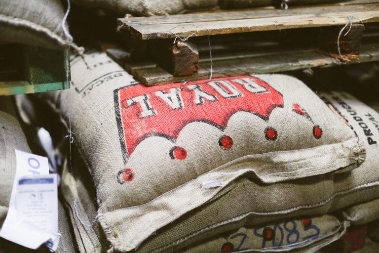 Royal Coffee just bag